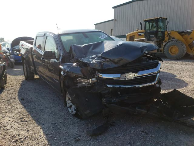 Salvage cars for sale from Copart Leroy, NY: 2015 Chevrolet Colorado L