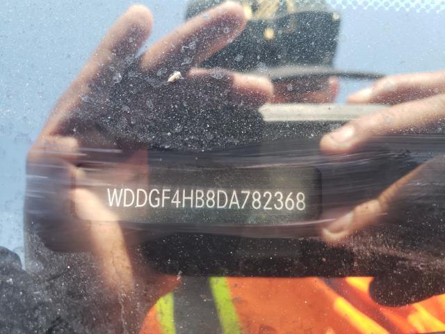 2013 MERCEDES-BENZ C 250 WDDGF4HB8DA782368