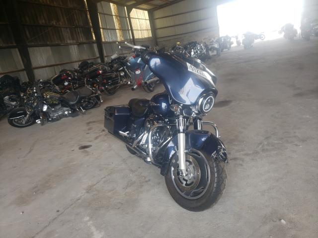 Salvage cars for sale from Copart Lebanon, TN: 2008 Harley-Davidson Flhx