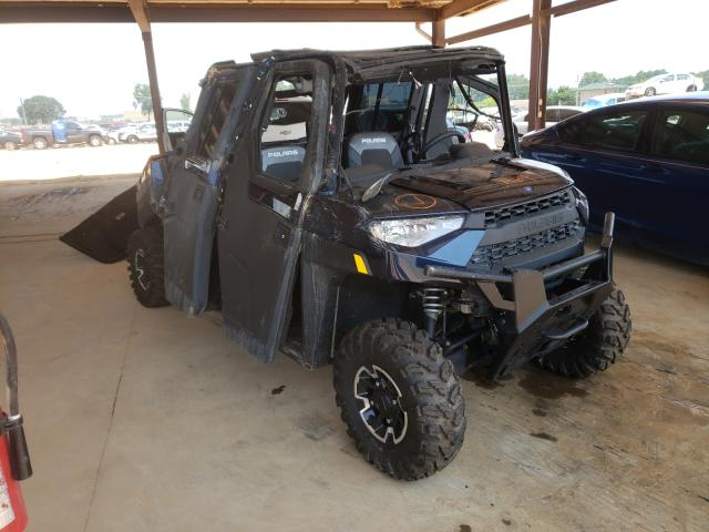 Salvage motorcycles for sale at Tanner, AL auction: 2020 Polaris Ranger CRE