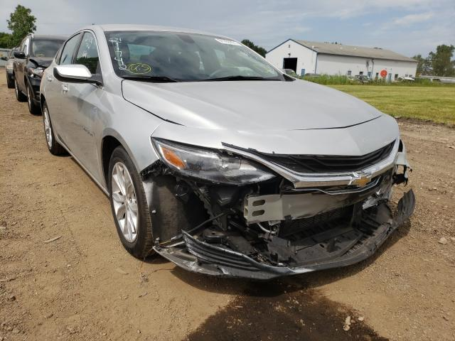 Salvage cars for sale from Copart Columbia Station, OH: 2020 Chevrolet Malibu LT