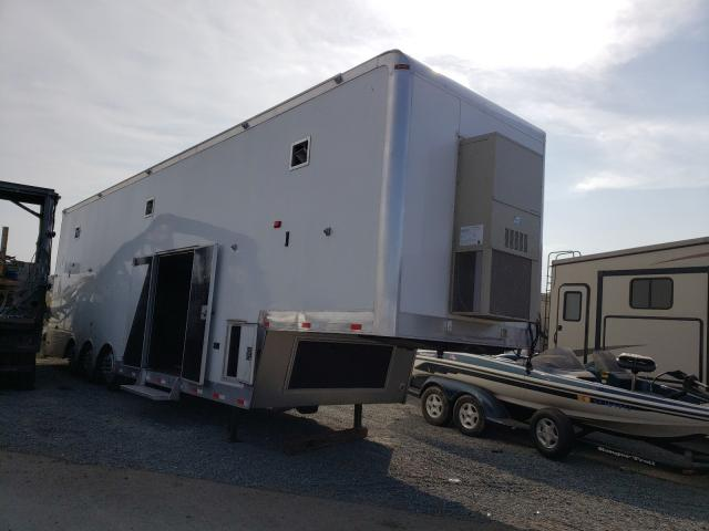 Trailers salvage cars for sale: 2008 Trailers Other