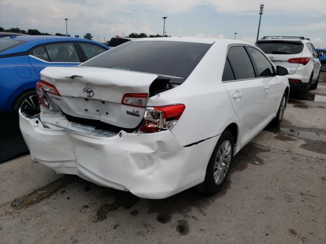 2014 Toyota Camry L 2.5L, VIN: 4T1BF1FK8EU448701, аукцион: COPART, номер лота: 51649101