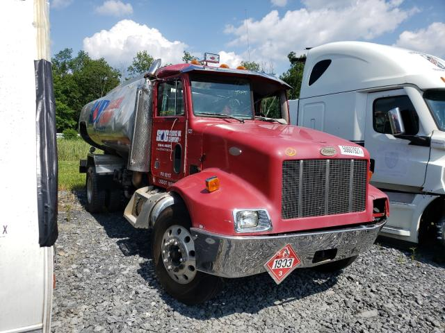 Salvage cars for sale from Copart Grantville, PA: 2004 Peterbilt 330