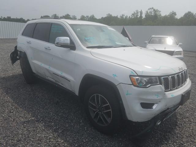 Salvage cars for sale from Copart Fredericksburg, VA: 2020 Jeep Grand Cherokee