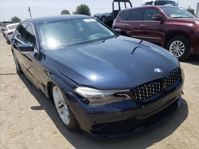BMW Vehiculos salvage en venta: 2016 BMW 750 XI