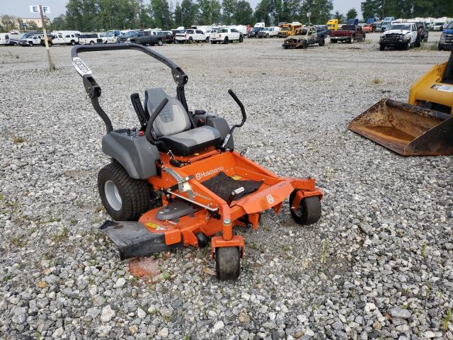 Salvage motorcycles for sale at Spartanburg, SC auction: 2000 Husqvarna Mower