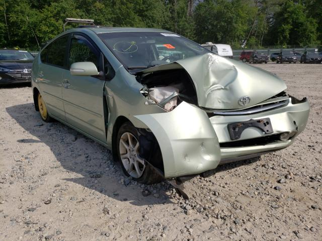 Toyota salvage cars for sale: 2006 Toyota Prius