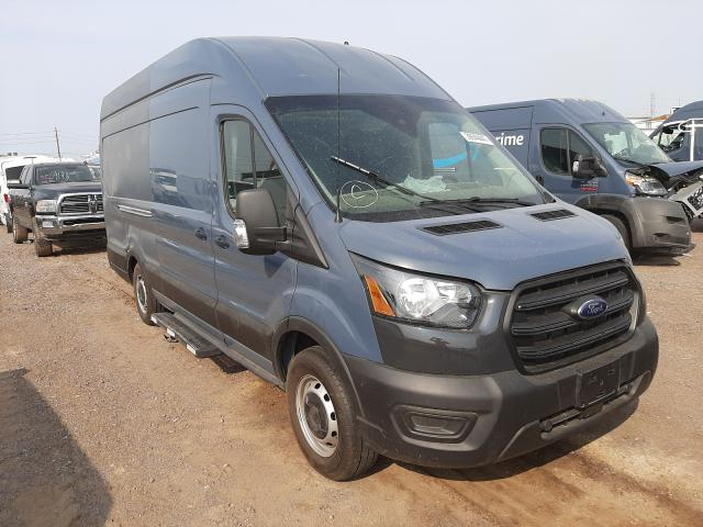 Salvage cars for sale from Copart Phoenix, AZ: 2020 Ford Transit T