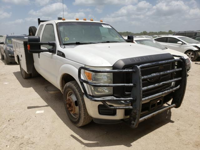 Salvage cars for sale from Copart Temple, TX: 2011 Ford F350 Super