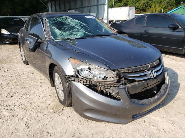 Vehiculos salvage en venta de Copart Midway, FL: 2012 Honda Accord LX