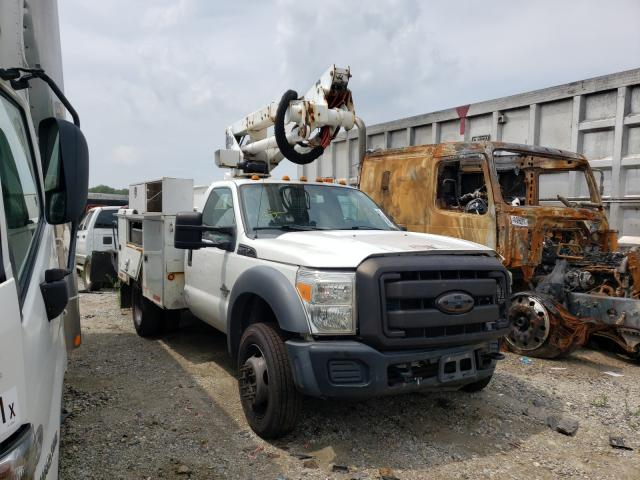 Salvage trucks for sale at Glassboro, NJ auction: 2011 Ford F550 Super