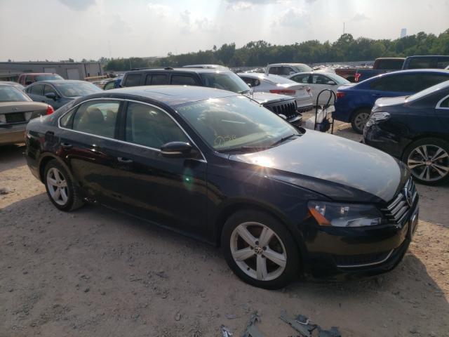 Vehiculos salvage en venta de Copart Oklahoma City, OK: 2013 Volkswagen Passat SE
