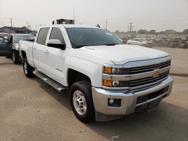 Salvage cars for sale from Copart Nampa, ID: 2016 Chevrolet Silverado