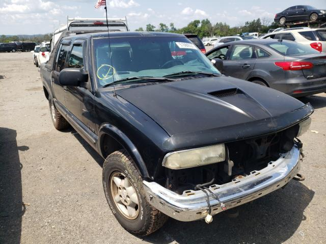 Salvage cars for sale from Copart Pennsburg, PA: 2002 Chevrolet S Truck S1
