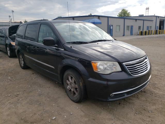 Vehiculos salvage en venta de Copart Finksburg, MD: 2011 Chrysler Town & Country