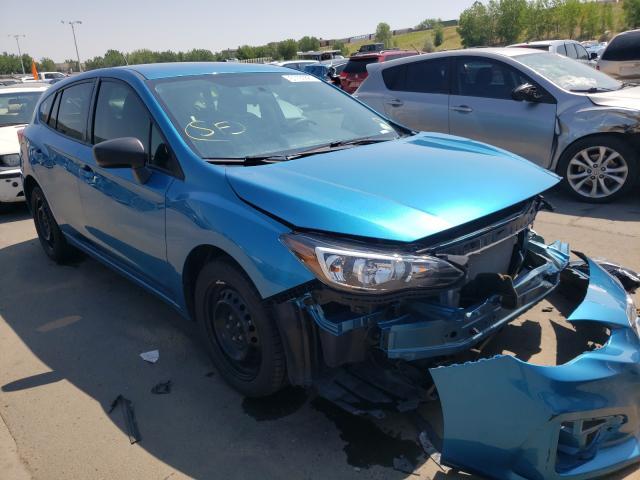 Subaru Impreza salvage cars for sale: 2017 Subaru Impreza