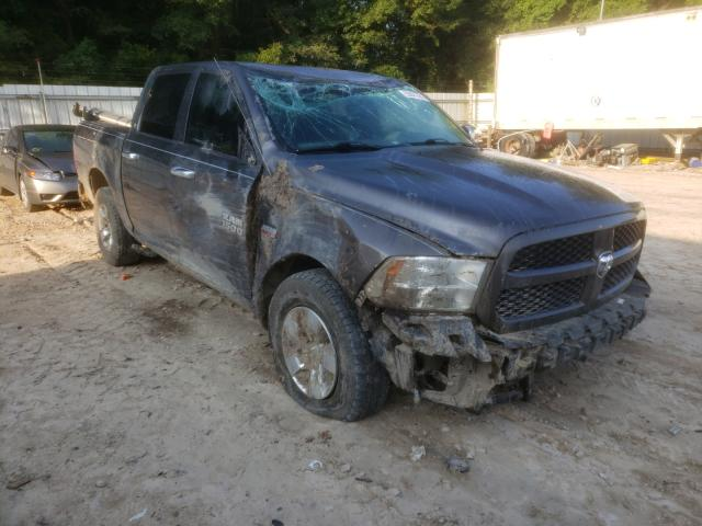 Salvage cars for sale from Copart Midway, FL: 2017 Dodge RAM 1500 ST