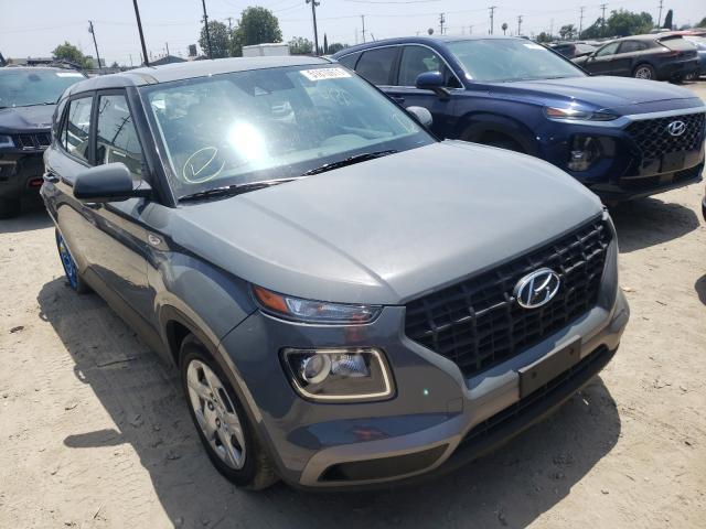 Hyundai Vehiculos salvage en venta: 2020 Hyundai Venue SE
