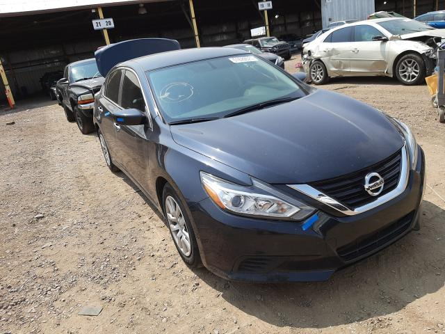 Salvage cars for sale from Copart Phoenix, AZ: 2017 Nissan Altima 2.5
