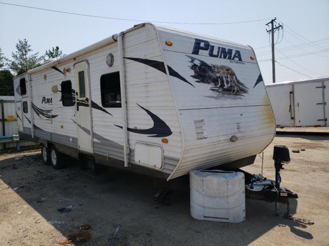 Puma Vehiculos salvage en venta: 2010 Puma Palomino