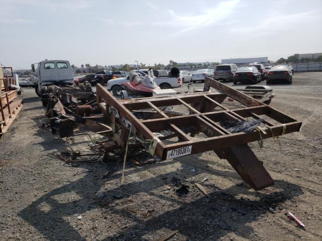Wildcat salvage cars for sale: 2017 Wildcat 5th Wheel