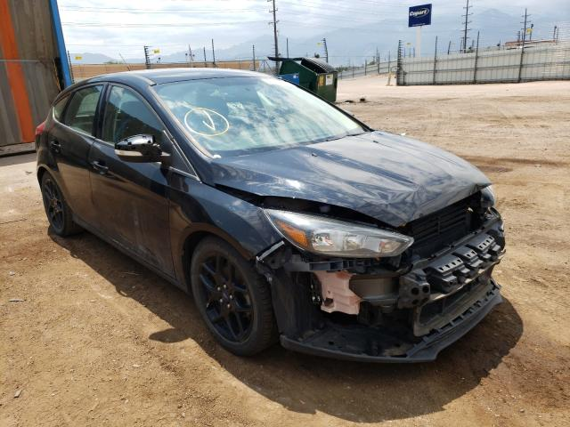 Salvage cars for sale from Copart Colorado Springs, CO: 2016 Ford Focus SE