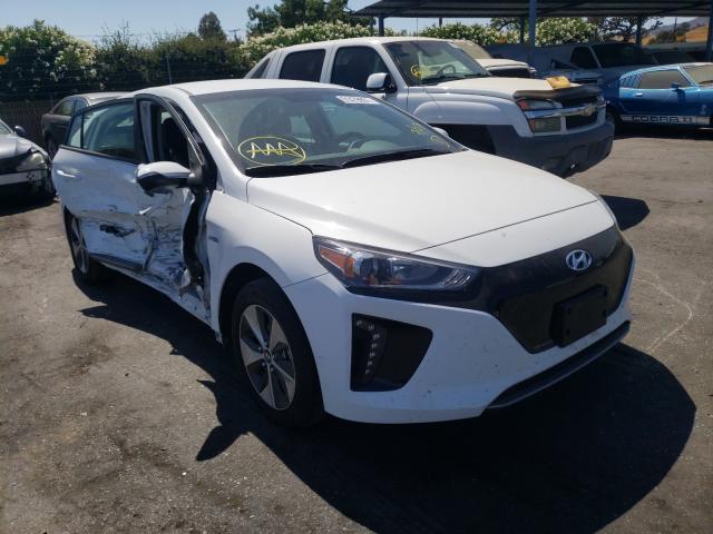 Hyundai Ioniq salvage cars for sale: 2019 Hyundai Ioniq