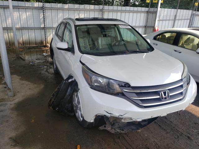 Vehiculos salvage en venta de Copart Austell, GA: 2012 Honda CR-V EXL