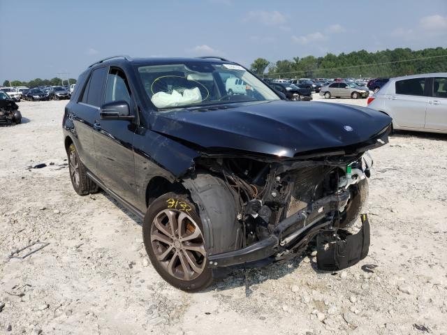 Vehiculos salvage en venta de Copart Loganville, GA: 2016 Mercedes-Benz GLE 350 4M