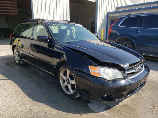 Subaru salvage cars for sale: 2007 Subaru Legacy 2.5