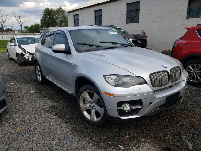 Salvage cars for sale from Copart Hillsborough, NJ: 2012 BMW X6 XDRIVE5