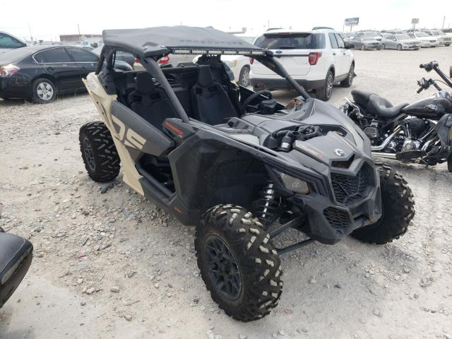 Salvage cars for sale from Copart Haslet, TX: 2021 Can-Am Maverick X