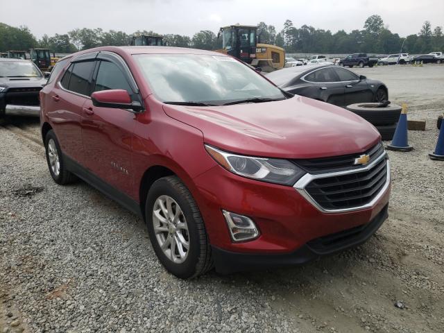 2020 Chevrolet Equinox LT en venta en Spartanburg, SC