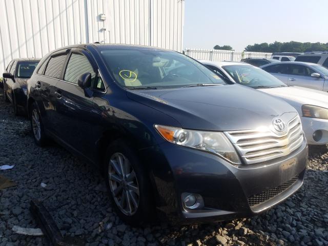 Vehiculos salvage en venta de Copart York Haven, PA: 2009 Toyota Venza