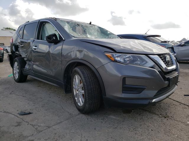 Salvage cars for sale from Copart Corpus Christi, TX: 2019 Nissan Rogue S