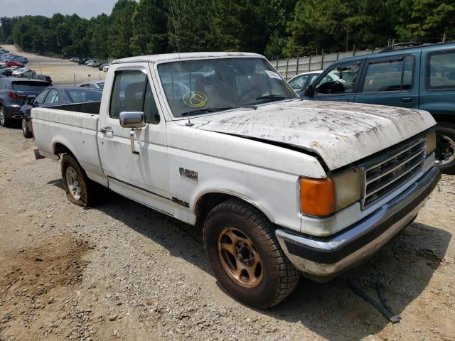 Ford F-150 salvage cars for sale: 1987 Ford F-150