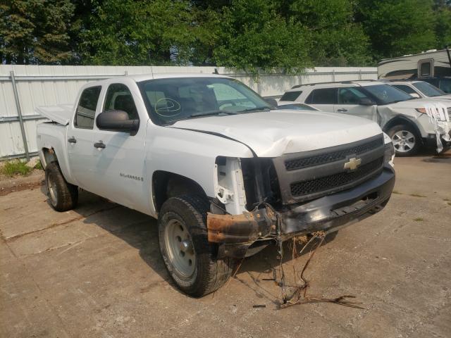 Salvage cars for sale from Copart Eldridge, IA: 2009 Chevrolet Silverado