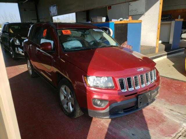 Salvage 2014 JEEP COMPASS - Small image. Lot 51466061