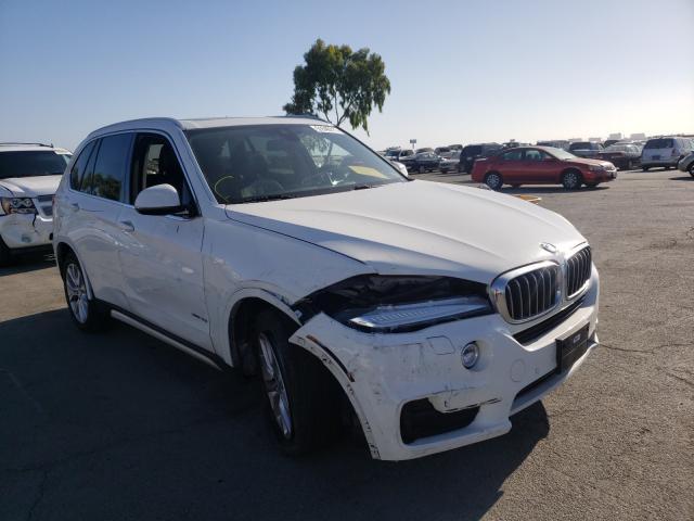 Vehiculos salvage en venta de Copart Martinez, CA: 2015 BMW X5 XDRIVE3