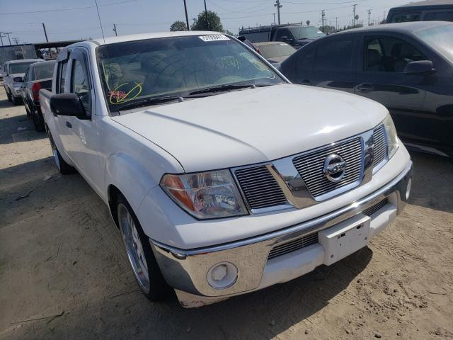 Nissan salvage cars for sale: 2007 Nissan Frontier C
