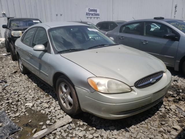 Vehiculos salvage en venta de Copart Windsor, NJ: 2003 Ford Taurus SE