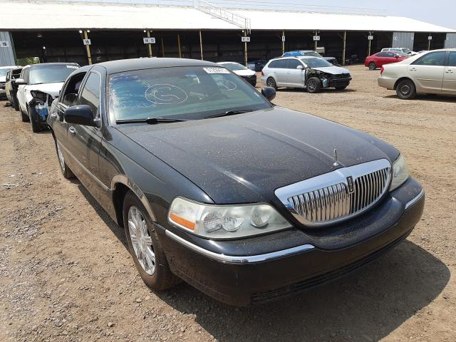 Salvage cars for sale from Copart Phoenix, AZ: 2011 Lincoln Town Car S