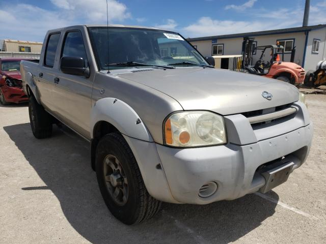Salvage cars for sale from Copart Kapolei, HI: 2001 Nissan Frontier C