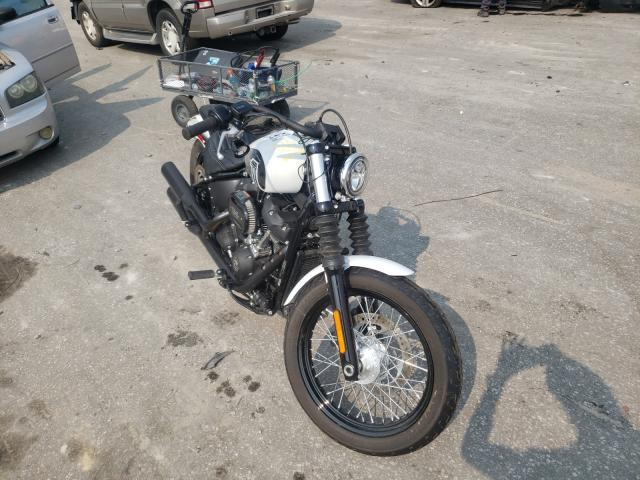 Salvage cars for sale from Copart Dunn, NC: 2021 Harley-Davidson Fxbbs