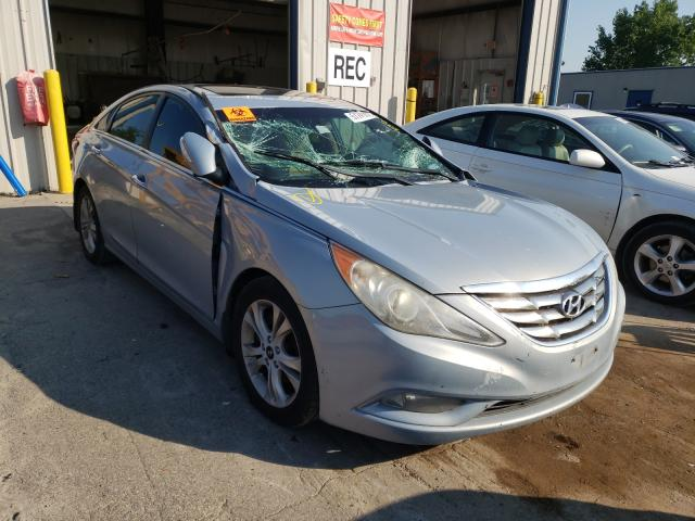 Salvage cars for sale from Copart Duryea, PA: 2011 Hyundai Sonata SE