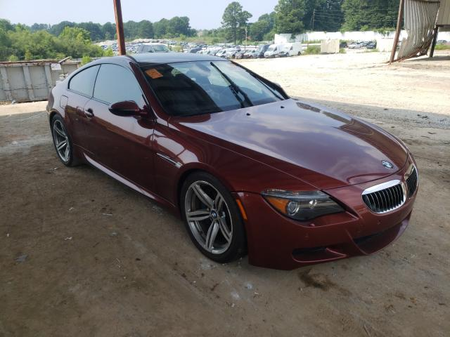 Vehiculos salvage en venta de Copart Fairburn, GA: 2007 BMW M6