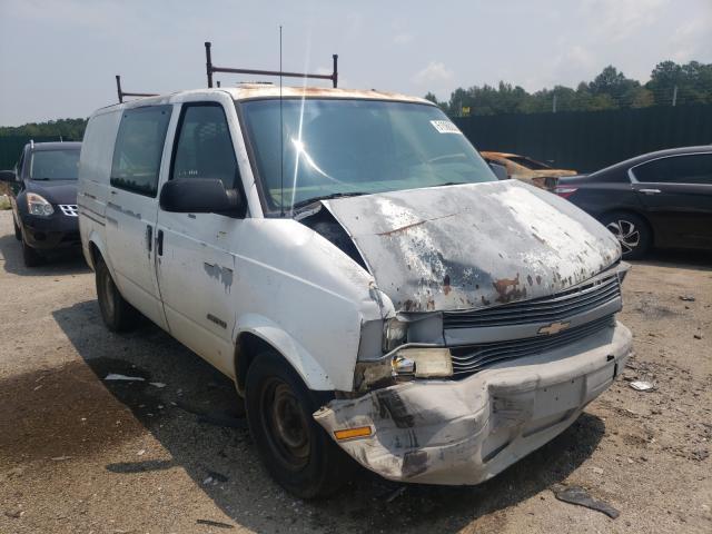 Chevrolet Astro salvage cars for sale: 1995 Chevrolet Astro