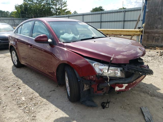 Salvage cars for sale from Copart Florence, MS: 2016 Chevrolet Cruze Limited