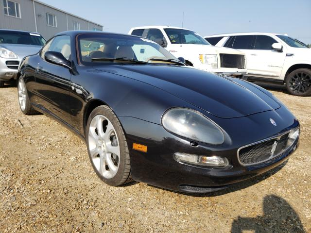 Maserati salvage cars for sale: 2003 Maserati Coupe GT